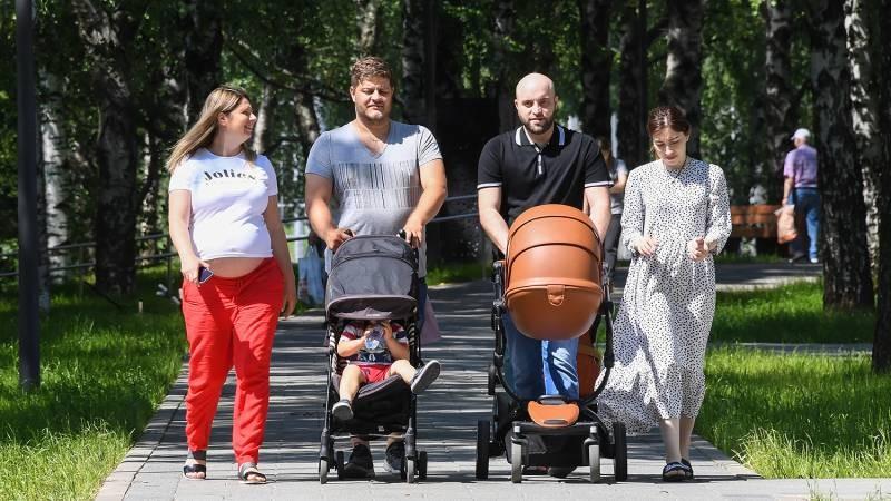 Бесплатные няни и прочие льготы: новые меры поддержки для многодетных семей в России
