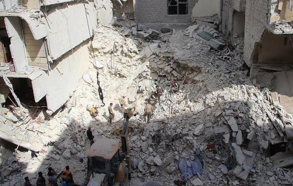 Жертвами обстрела в Сирии стали мирные жители