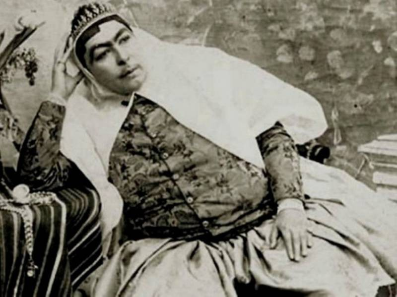Почему в XIX веке усатых женщин считали красавицами