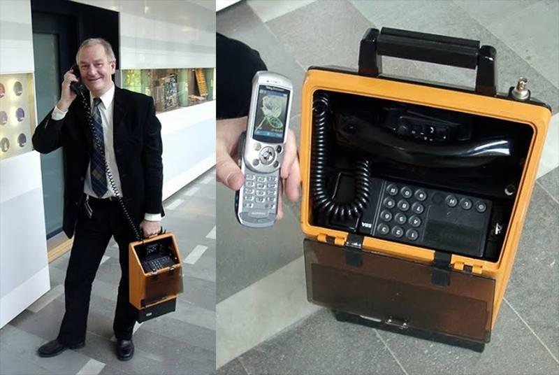 Как развивалась мобильная связь в России и в мире