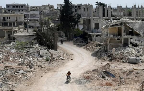 Израиль ударил по Сирии после падения ракеты у ядерного центра