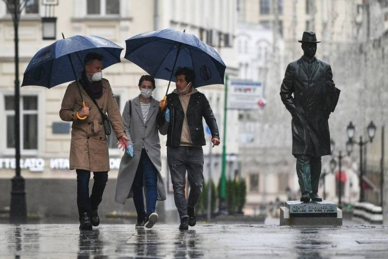 Когда придет тепло в Москву в 2021 году