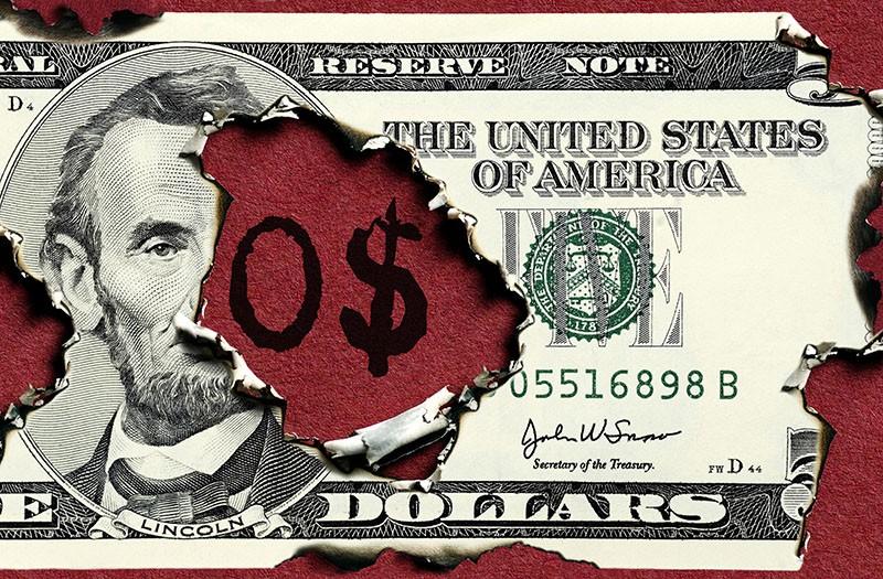 США «доиграются» до квазидефолта – прогнозы Дерипаски