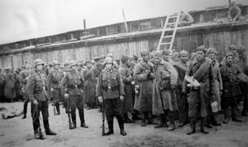 ВОВ: Как британцы потопили две тысячи советских солдат