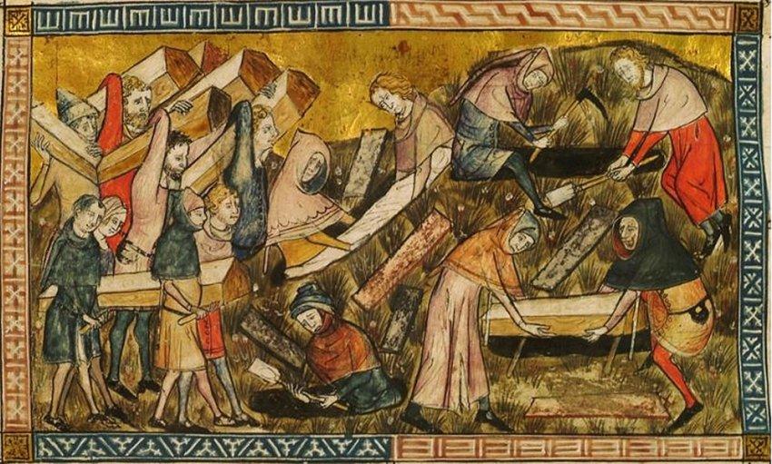 Бунты, восстания, экономический кризис или к чему приводили пандемии