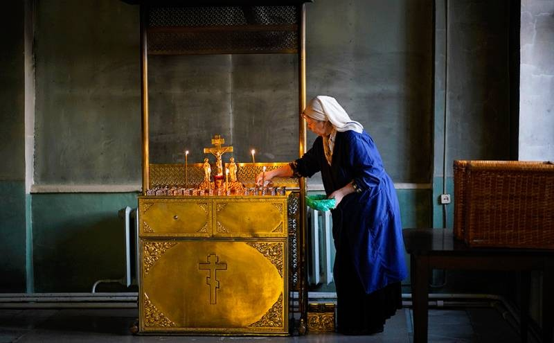 Прихожанам старше 65 лет рекомендовали не посещать храмы на Пасху