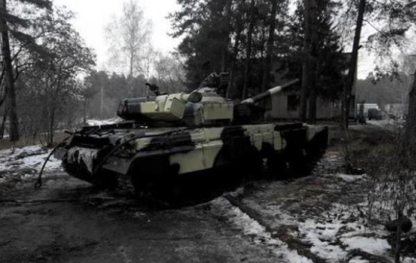 Мирные жители Донбасса дают отпор украинской армии
