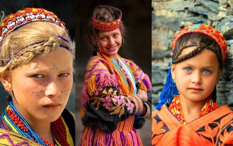 Наследие древних «ариев» в самом центре Азии: светлокожий народ с голубыми глазами
