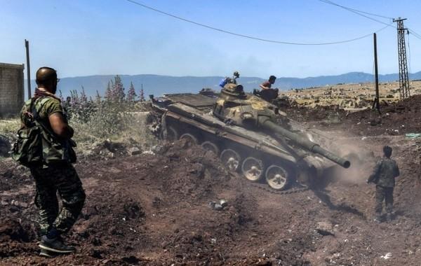 Россия обеспокоена действиями США в Сирии