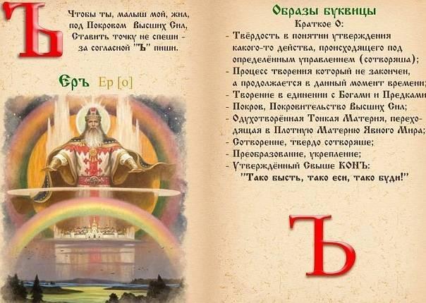 Какие тайны в себе хранит русская азбука