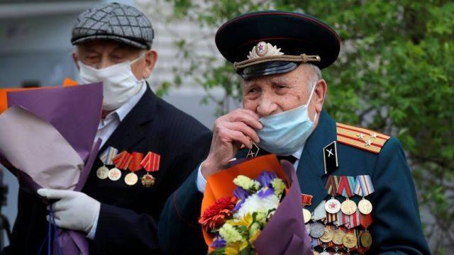 Какая праздничная программа запланирована в Минске на 9 мая 2021 года