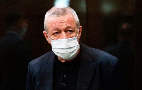 Ефремов не стал жаловаться на условия содержания в тюрьме