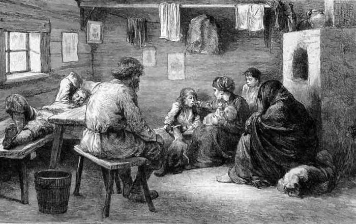 ТОП-6 фактов из крестьянской жизни