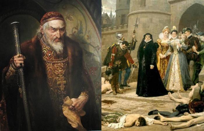 Почему царь Иван Грозный не смог к России присоединить Польшу и Литву