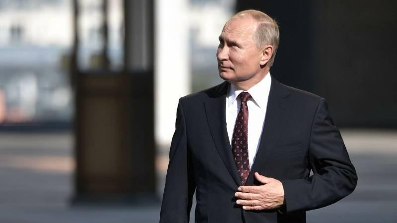 Кандидатура Владимира Путина оказалась в списке на Нобелевскую премию 2021 года