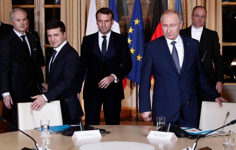 Когда состоится встреча Владимира Путина с Владимиром Зеленским и какие темы будут обсуждать главы стран