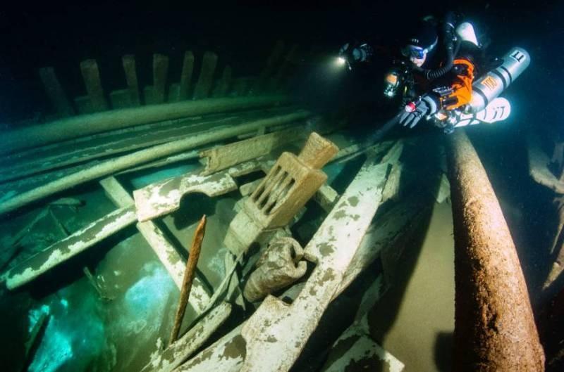 Корабль «Карлсруэ» и Янтарная комната: какое отношение они имеют друг к другу