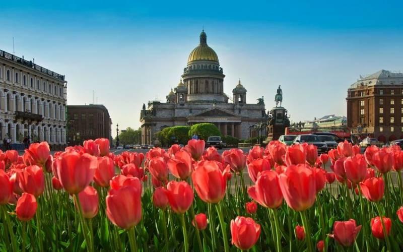 Известны дата и программа проведения Дня города Санкт-Петербурга в 2021 году