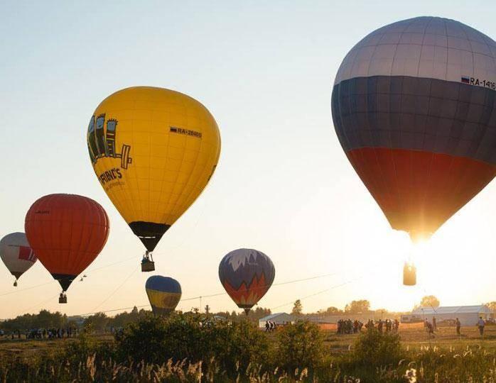 В Балашихе состоится фестиваль «Небо: теория и практика 2021»