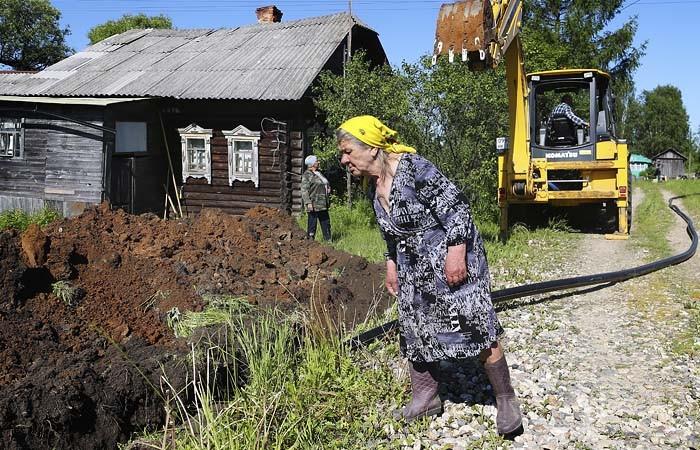 Госдума России примет законопроект о бесплатной газификации до конца весенней сессии