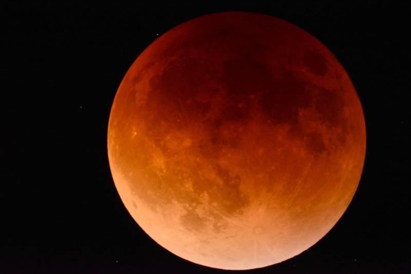 Как кровавая Луна 26 мая может повлиять на судьбу и удачу человека