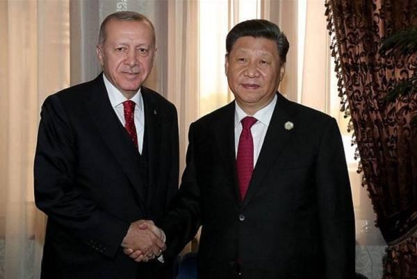 Транзитом в Европу из Китая в обход РФ заинтересовалась Турция