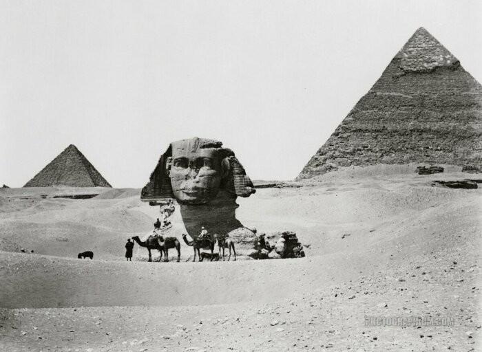 Что не так с пропорциями египетского Сфинкса