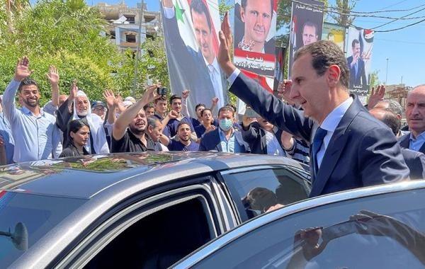 Стали известны результаты президентских выборов в Сирии