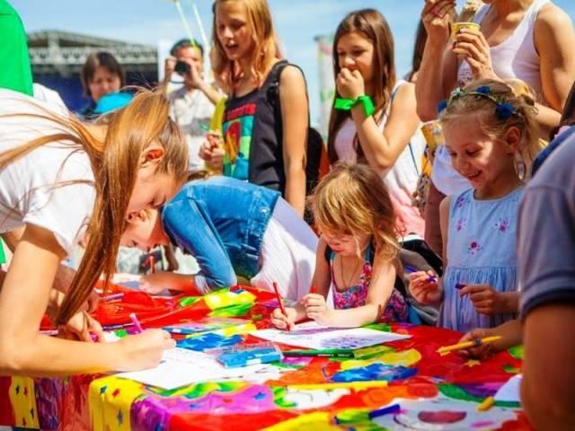 В День защиты детей 1 июня для москвичей пройдут праздничные мероприятия по всему городу