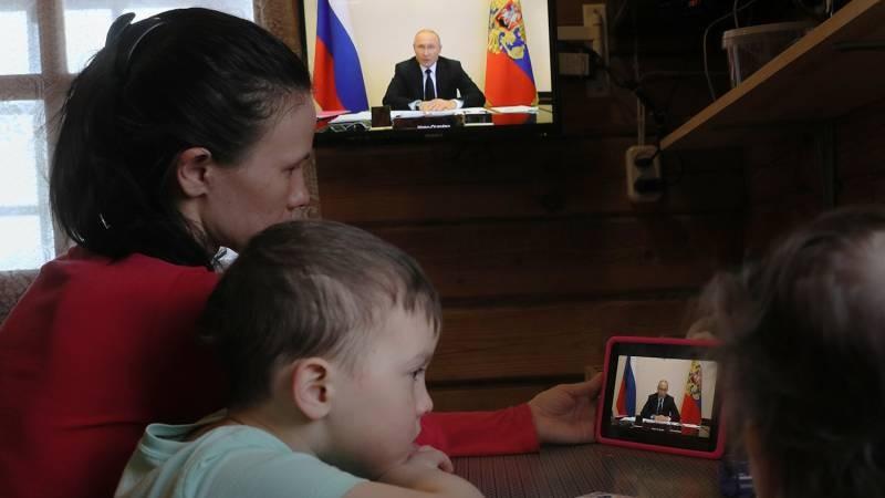 Какие меры поддержки семей с детьми содержатся в новом законе