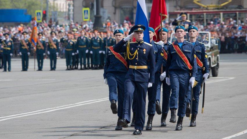 Как будет праздноваться День Победы в Москве в 2021 году