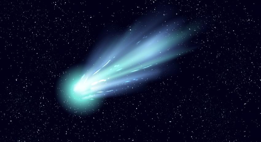 Где в России можно невооруженным глазом наблюдать падение комет в 2021 году