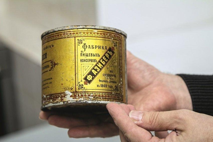 Забытая технология: Саморазогревающиеся консервы царской России