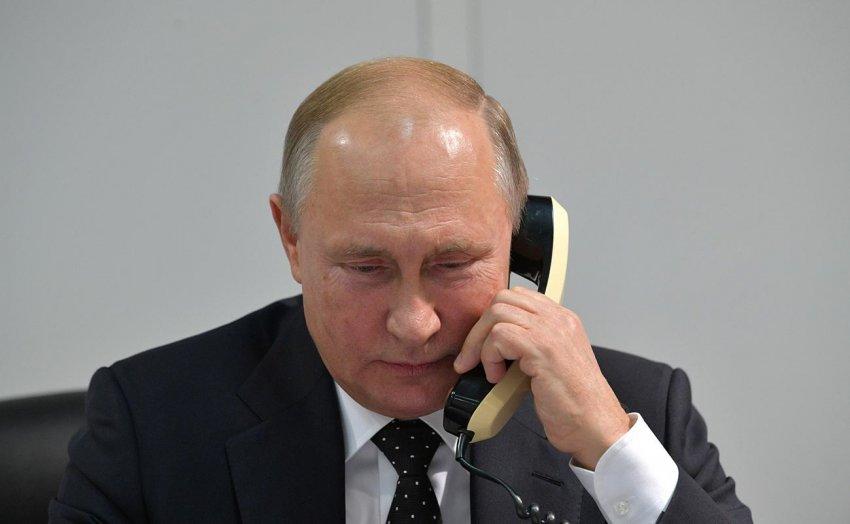 Дозвониться до Путина: как устроена президентская связь