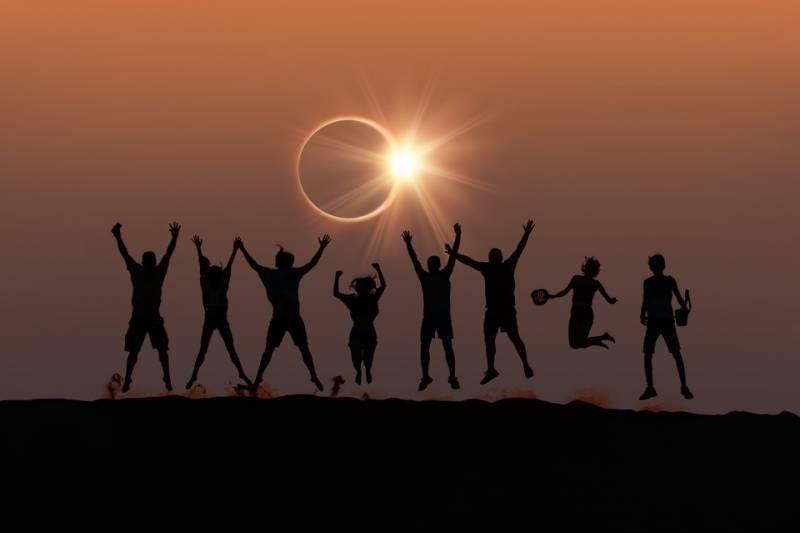 Какие перемены стоит ожидать от Кольцеобразного затмения 10 июня 2021 года