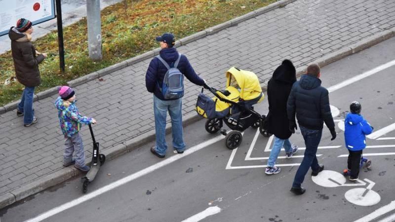 В России могут ввести выплаты многодетным отцам