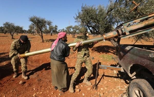 Сирийские войска ответным огнем уничтожили до 70 боевиков в Идлибе