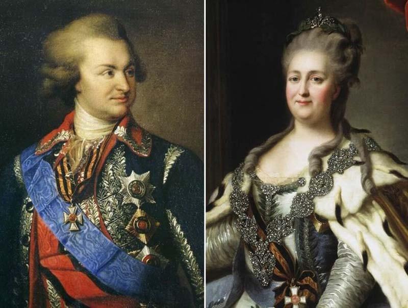 Что стало с бастардом Екатерины II и Орлова
