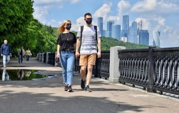 В Москве объяснили дополнительные выходные из-за коронавируса