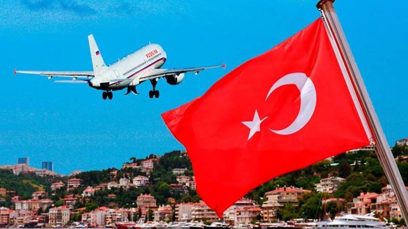 Правда ли, что Россия открывает границы с Турцией после 21 июня 2021 года