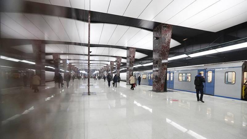Новые станции метро «Академическую» и «Улицу строителей» начали возводить в Москве