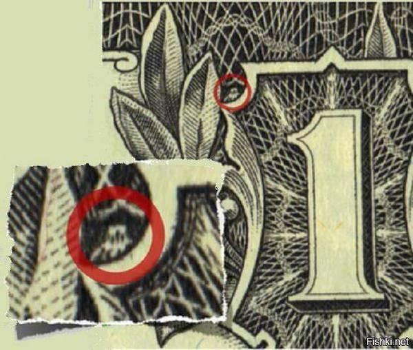 Что означают масонские знаки на американском долларе