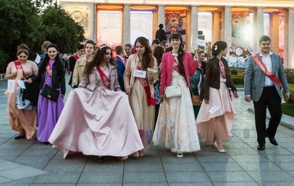 Названа дата выпускных в 11 классах в Москве