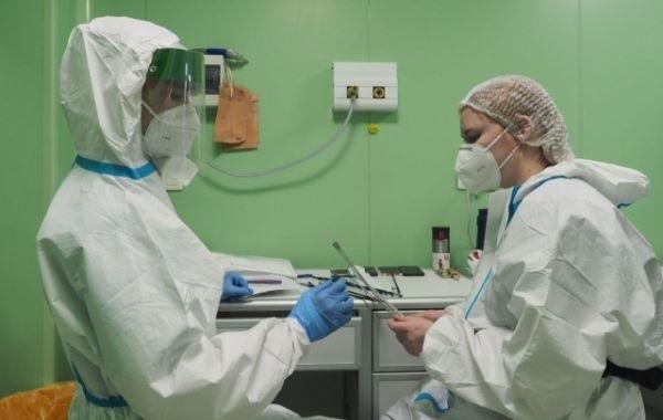 Число тяжелобольных коронавирусом в Москве возросло на 70%