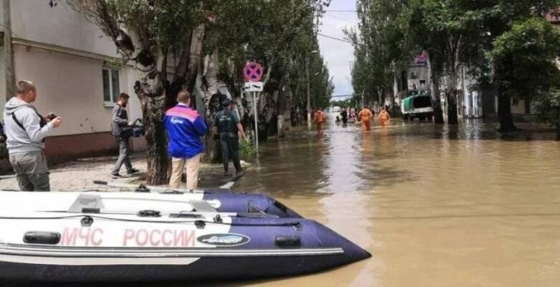 Наводнение в Ялте 18 июня 2021 года, снят ли запрет на въезд сегодня, 19 июня