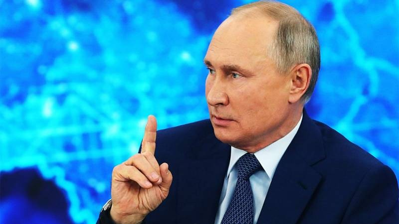 Когда будет прямая трансляция с Владимиром Путиным в 2021 году