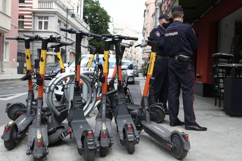 Появились новые методы мошенничества с помощью электросамокатов