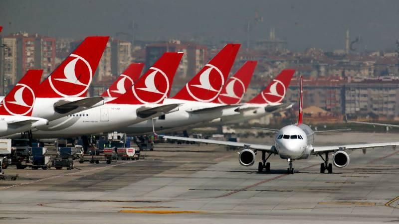 Россияне смогут летать в Турцию уже в июле