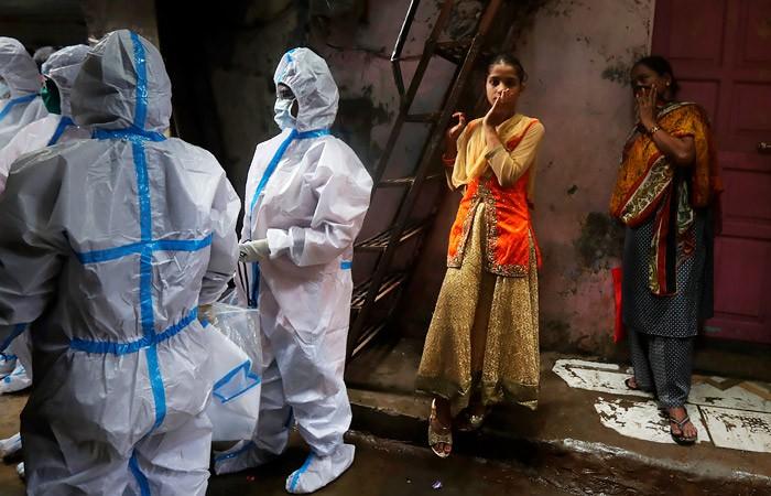 """Новая стадия пандемии: опасный штамм """"Дельта"""""""