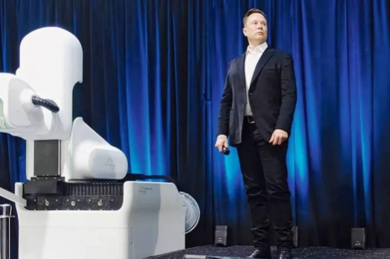 Илон Маск собирается усилить мозговую деятельность человека, соединив его с компьютером